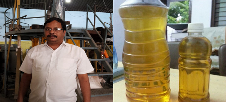 This Guy Made Petrol From Plastic & Now Selling At Rs 40 Per Litre
