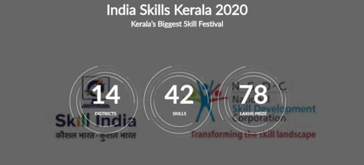 ഇന്ത്യ സ്കില്സ് 2020: രജിസ്ട്രേഷന് ഡിസംബര് 31 വരെ നീട്ടി.